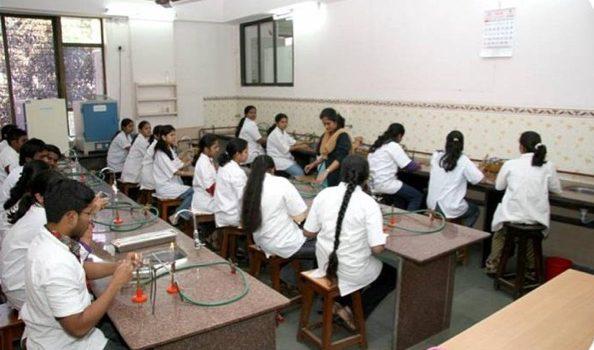R J College | Biotechnology Lab