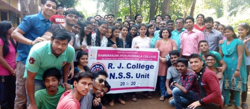 R J College | NSS