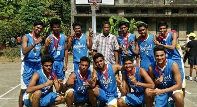 R J College | Sports