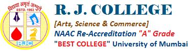 RJ College Logo